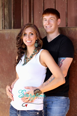 Maddy Rae Maternity Session