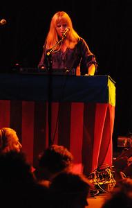 Kori Gardner Mates of State performs at the Bluebird Theater, Saturday, June 26, 2010. (Anya Semenoff, The Denver Post)