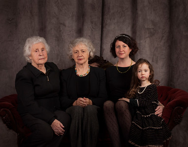Matriarchy 4 generations