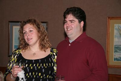 Matt and Paula Dinner