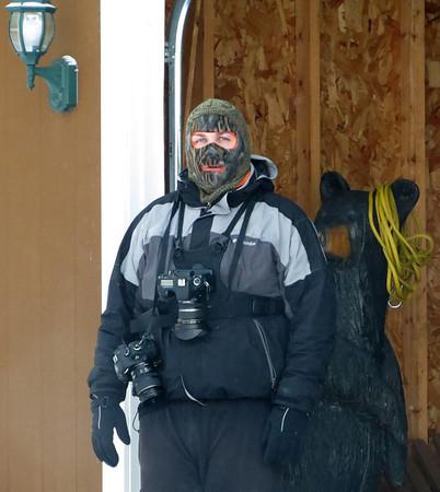 Matthew gearing up for subzero temperatures