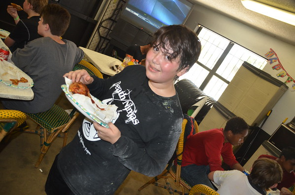 Matthew's 13th Birthday Party