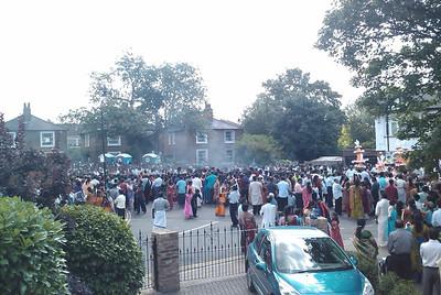 Mattock Lane Indian Festival