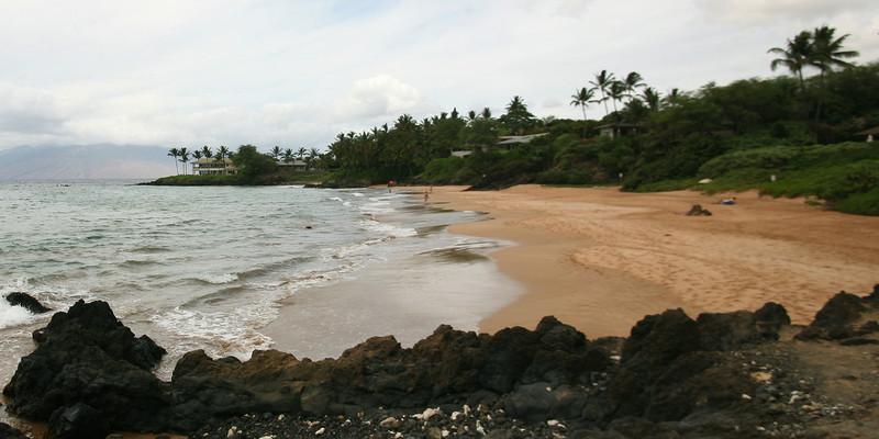 Secret Beach, wailea makena