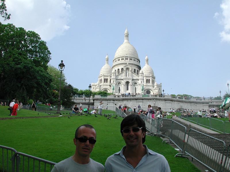 Montmartre e due che tentavano di venderla