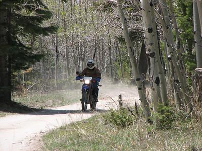 May 10, Jemez Ride