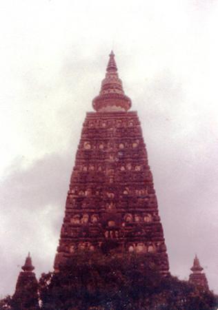 bodhi gaya stupa SHANKAR