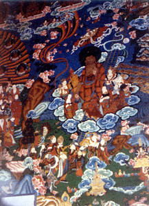 3 buddha walls SHANKAR
