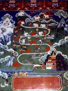 2 buddha walls SHANKAR