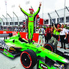 IndyCar Thrill In Brazil Auto Racing