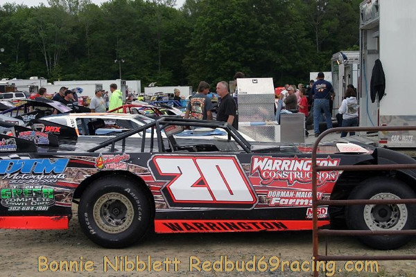 "May 14, 2011 Redbud's Pit Shots Delaware International Speedway ""Topless Night"""
