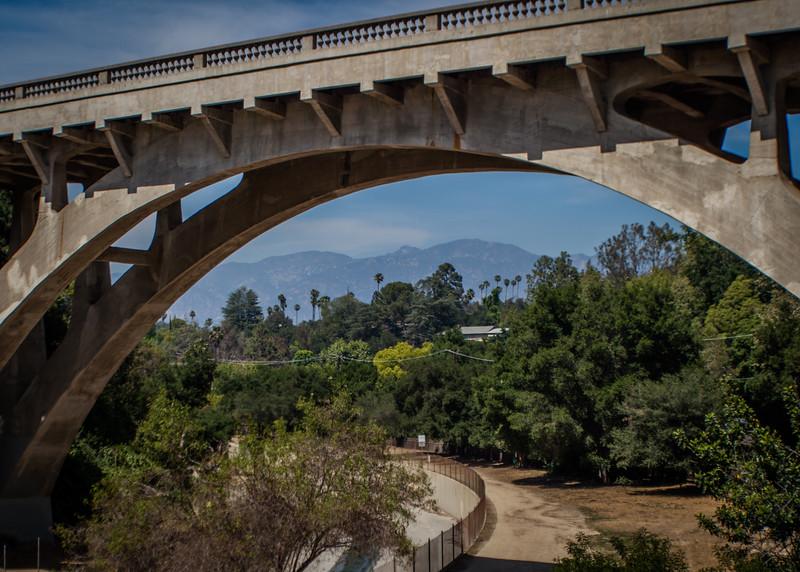 San Rafael Ave bridge