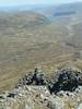 Long Leachas ridge on Ben Alder on 26th May 2012
