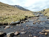 Creag Mhor in Glen Lochay from above the waterfalls - 12th May 2012