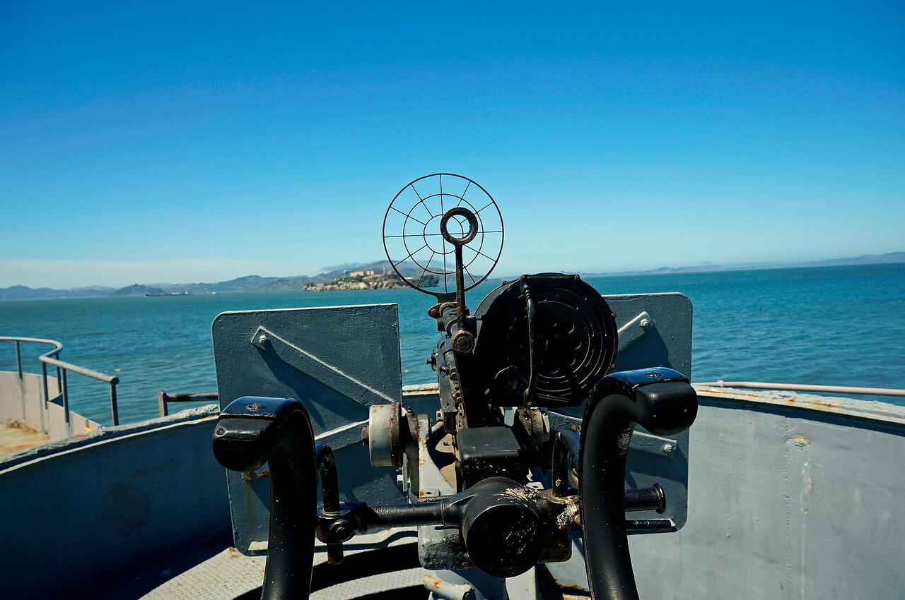Target Alcatraz!