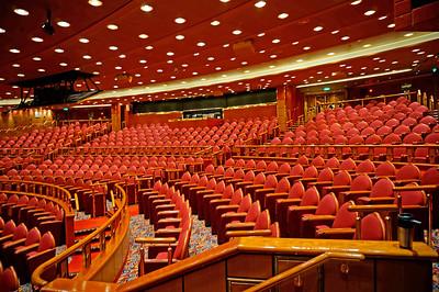 Auditorium on Sapphire.