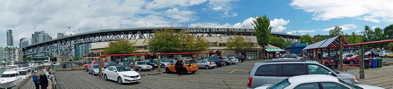 Granville Island, Vancouver.