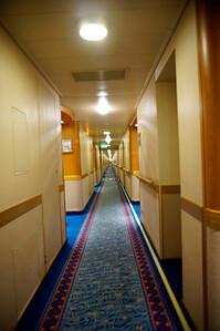 Hallway to eternity!