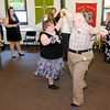 Logan Grim, left, and Aaron Fisher dance during the special needs prom for Madison County students at the Trinity Episcopal Church on Thursday. This is the third year for the prom.