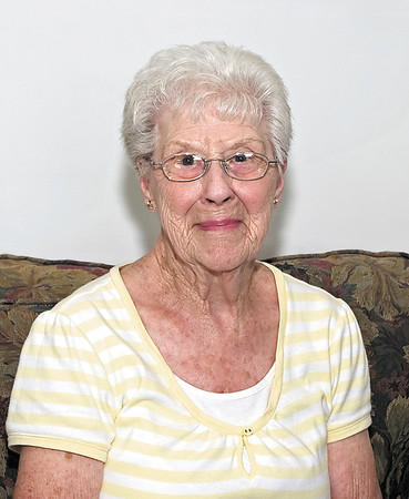 Martha Passwater enjoys working hard at keeping both her body and mind in tip-top shape as she approaches her 90th birthday on May 27.