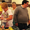 The members of the Southdale Church of the Nazarene prepare Crisis Care Kits to be sent to Moore, Okla. to assist in disaster response.<br /> <br /> Photographer's Name: Caleb Rogers<br /> Photographer's City and State: Anderson, IN