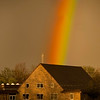 The end of the rainbow on April 29.<br /> <br /> Photographer's Name: Terry Lynn Ayers<br /> Photographer's City and State: Anderson, Ind.