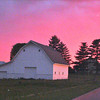 Sunset in lovely Richland Township.<br /> <br /> Photographer's Name: Crystal Hunton Ostler<br /> Photographer's City and State: Anderson, Ind.