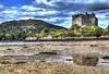 Castle Tioram in Moidart