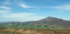 Ben Rinnes across Glenrinnes on long walk to Corryhabbie Hill on 27th May