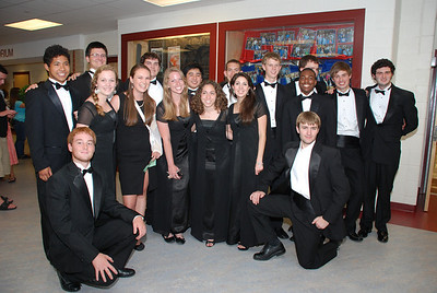 May 24 concert - Seniors