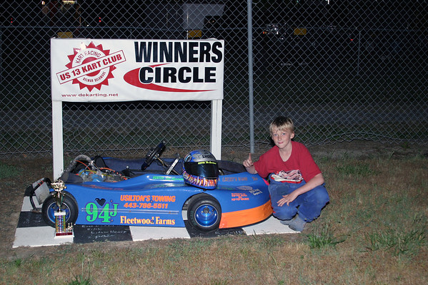 May 6, 2011 & May 27, 2011 Redbud's Pit Shots US 13 Kart Club Track