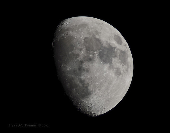 May 30th Moon 2012