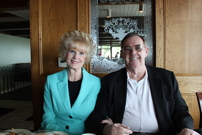 At the Odyssey on May 5, 2013 celebrating our 47th Wedding Anniversary.