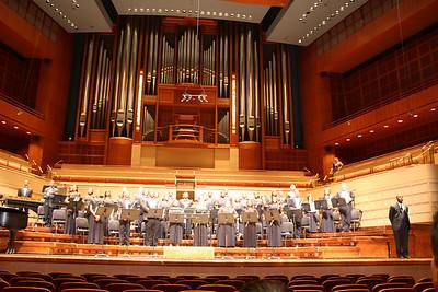 Wind Symphony at the Morton Myerson