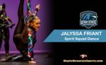 Jalyssa Friant USUE