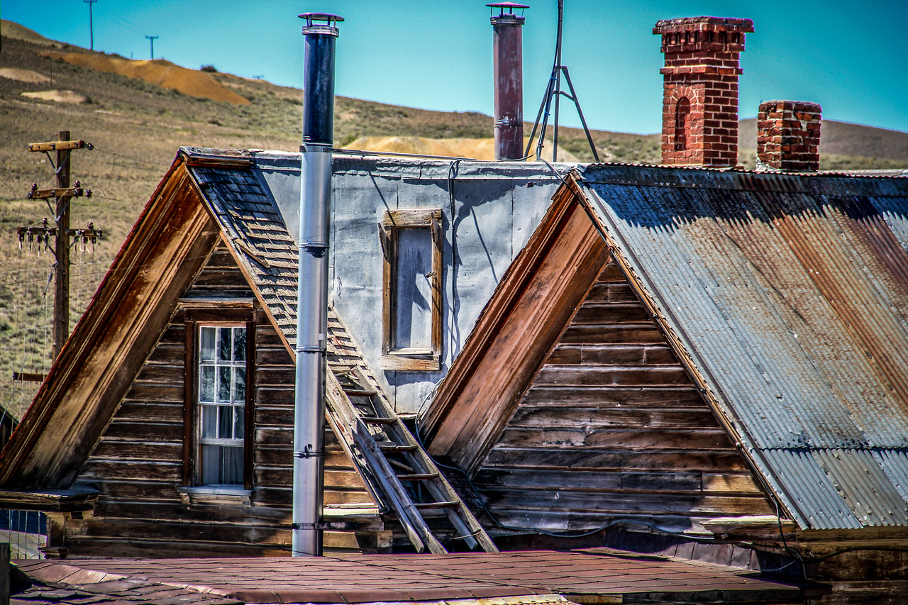Mary Poppins - Step in time!  (Old west style)  --  Bodie California
