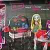 MH Die-ner w/Dolls Playset