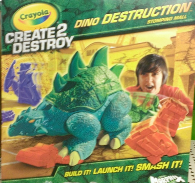 Crayola Dino Destruction