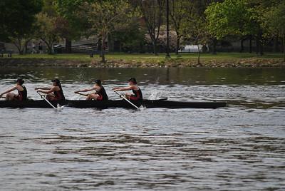 Mayday Rowing 2010