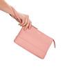Bond Charging Leather Power Purse Blush 20-050-BLU