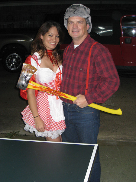 Little Dead Riding Hood and the Lumberjack