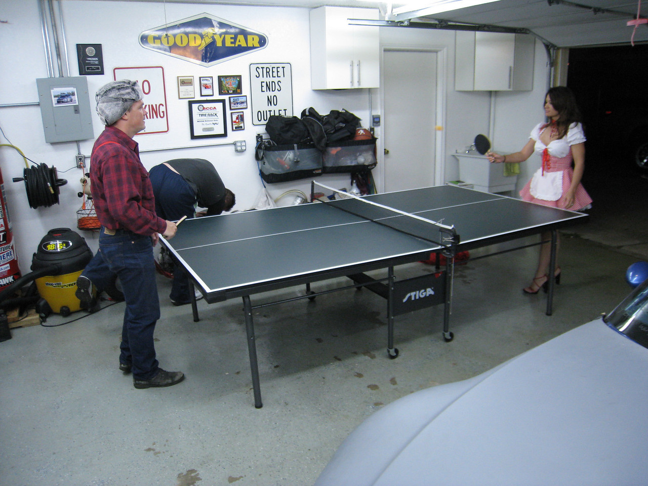 A little ping pong anybody?
