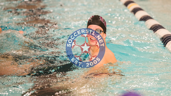McCluer North Stars Quad Swim Meet