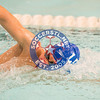 McCluer North Quad Swim Meet with Christian, Ft. Zumwalt West and Lutheran St. Charles