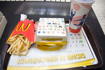 Kiwiburger #2