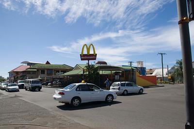 McDonald's in Apia, Samoa
