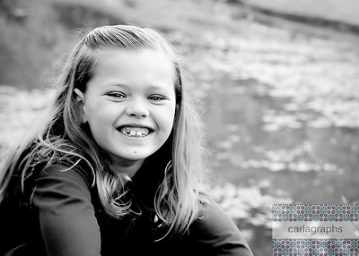 Alivia on Rock, crop bw (1 of 1)