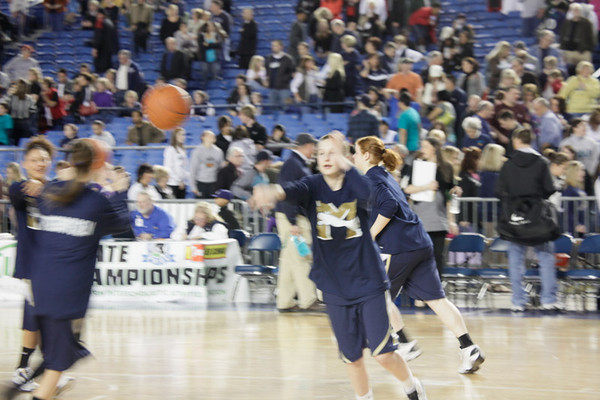 McKennzie's State tournament photos