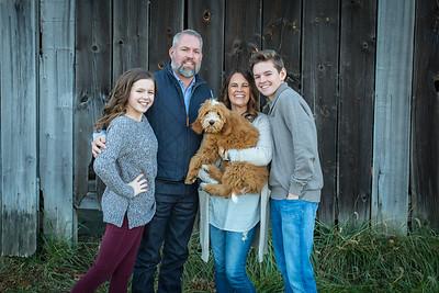 mcatee family | 2017