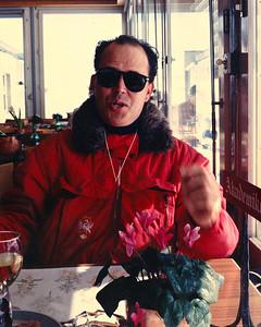 Mathis, Corviglia, St. Moritz.